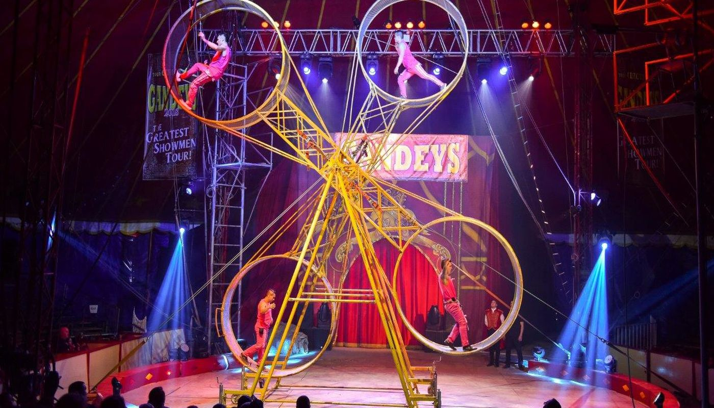 GANDEYS CIRCUS 2020:UNBELIEVABLE - Circus Events - CircusTalk