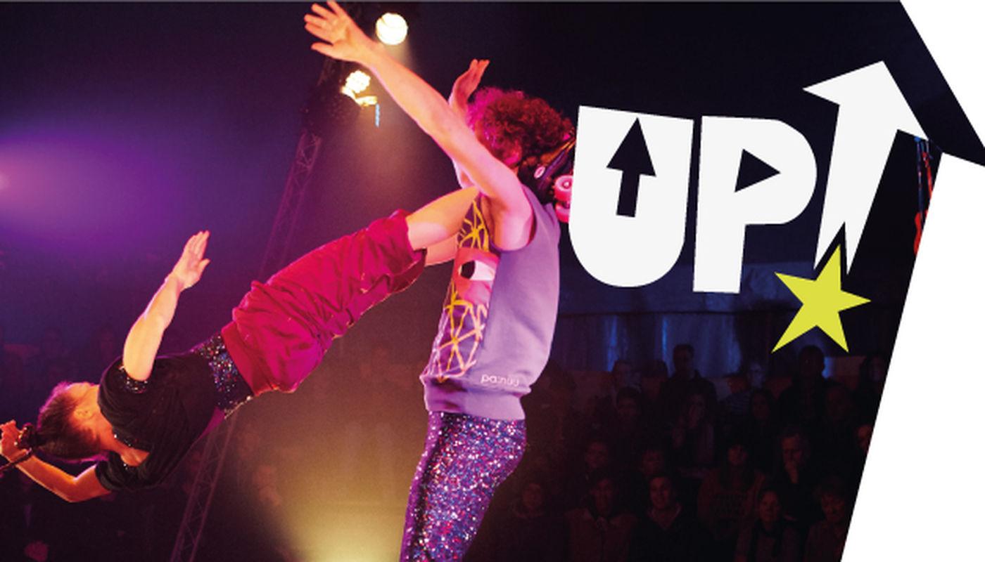Circus I Love You - Circus I Love You | Festival UP! 2020 - Circus Events - CircusTalk