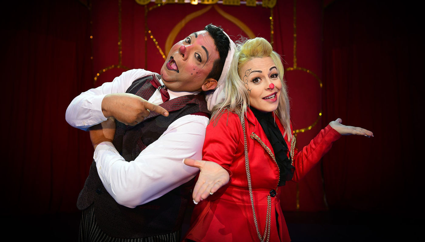 GANDEYS CIRCUS 2020 :UNBELIEVABLE  - Circus Events - CircusTalk