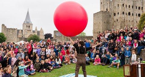 The Giant Balloon Show - Circus Events - CircusTalk