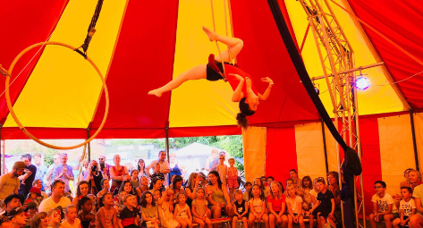 Summer of Levenshulme - Circus Events - CircusTalk
