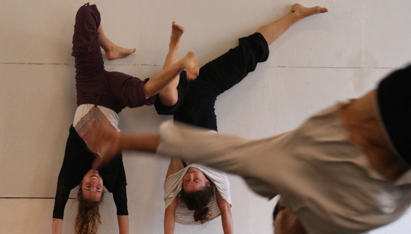 """""""Trans-form-action"""" creation and instant composition workshop - Circus Events - CircusTalk"""