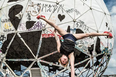 Handstand Foundations Workshop with Emma Serjeant  - Circus Events - CircusTalk