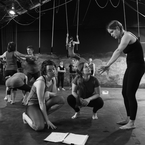 A Room of One's Own residency EOI's now open - Circus Events - CircusTalk