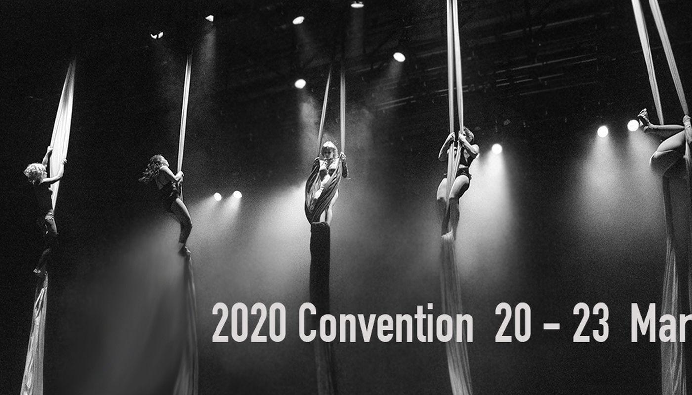 International Aerial Convention Belgium - Circus Events - CircusTalk