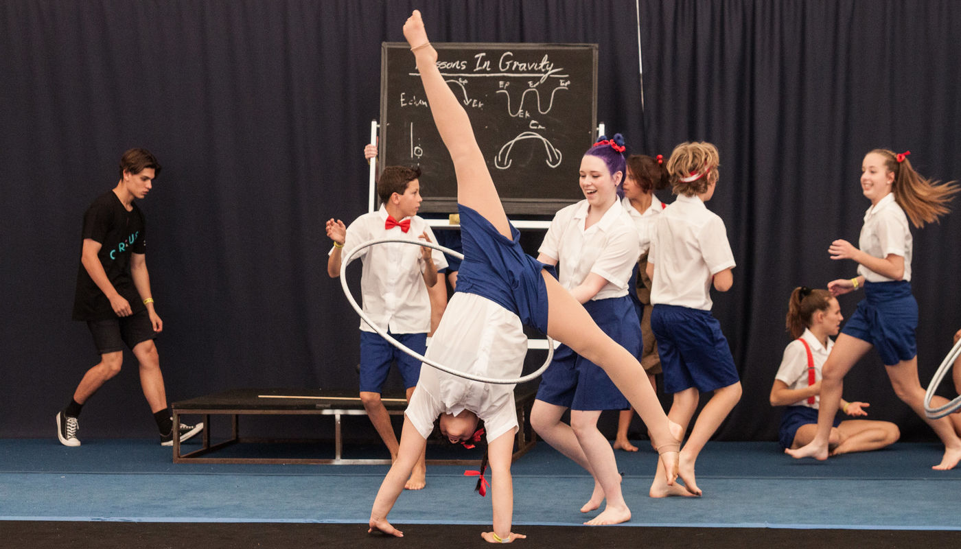 Circus Holiday Classes for Kids, Teens and Adults - Circus Events - CircusTalk