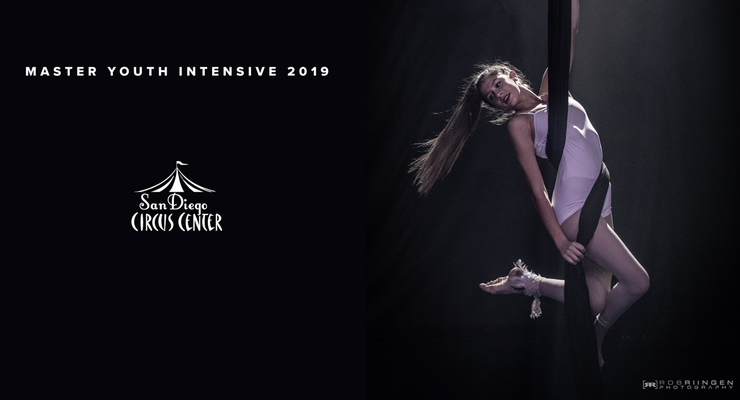 Master Youth Intensive 2019 - Circus Events - CircusTalk