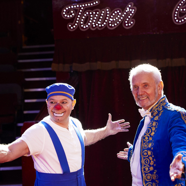 Are you The Blackpool Tower Circus's Star of the Future? - Circus Events - CircusTalk