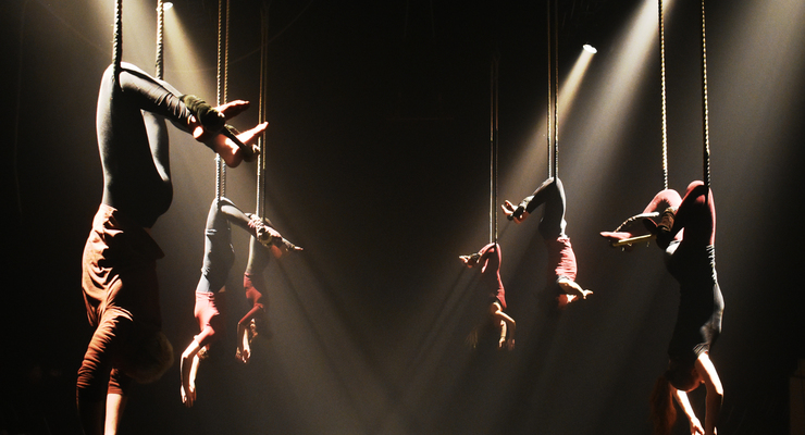 Circomedia - MA in Directing Circus - Open Day Event - Circus Events - CircusTalk