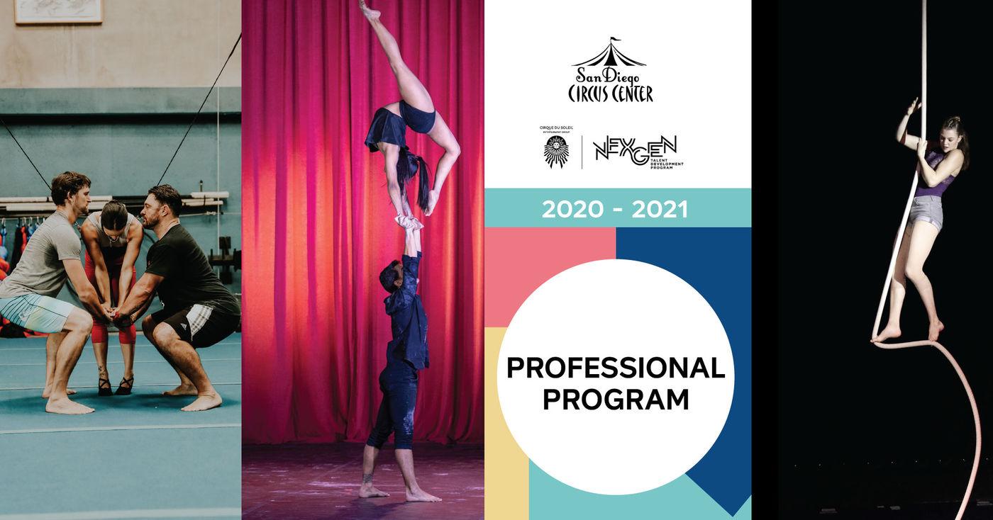 Professional Training Program - Circus Events - CircusTalk