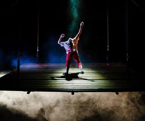 Staged - Circus Events - CircusTalk