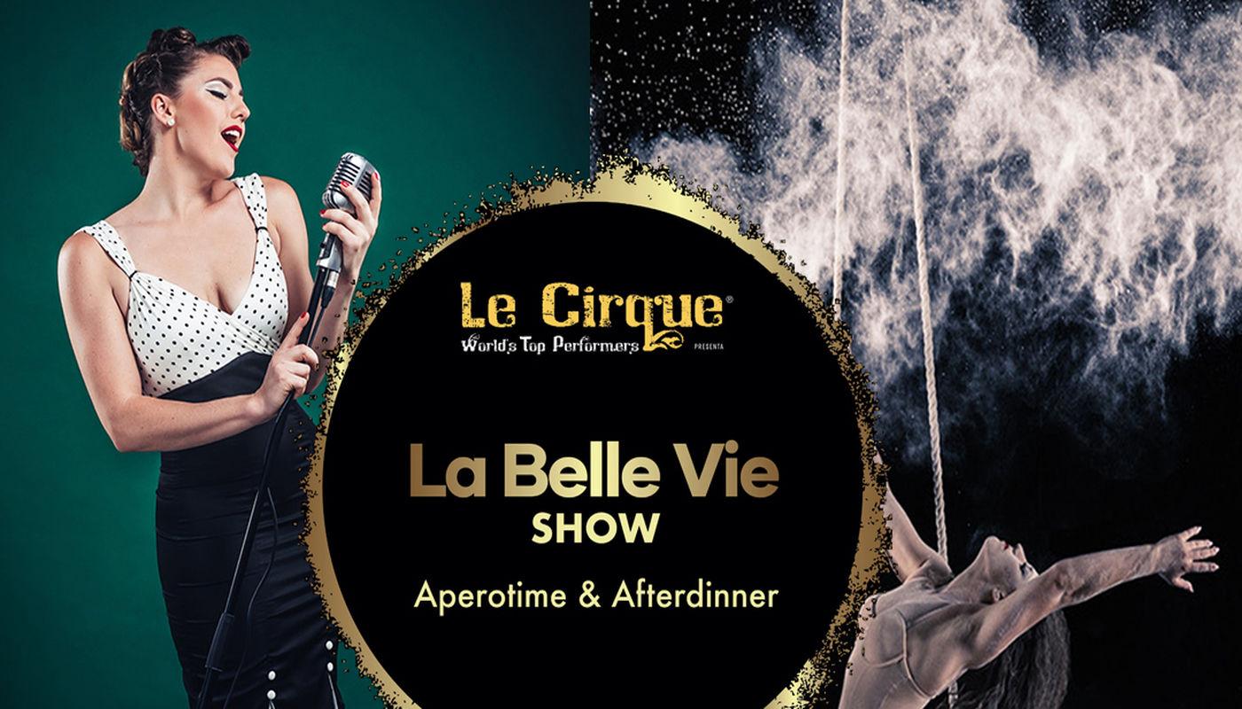 La belle vie - Circus Events - CircusTalk