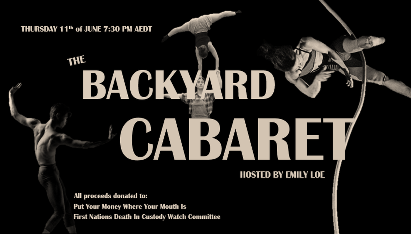 Backyard Cabaret - Circus Events - CircusTalk