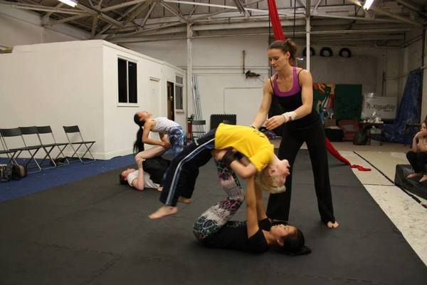 Circus Summer School with RoguePlay - Circus Events - CircusTalk