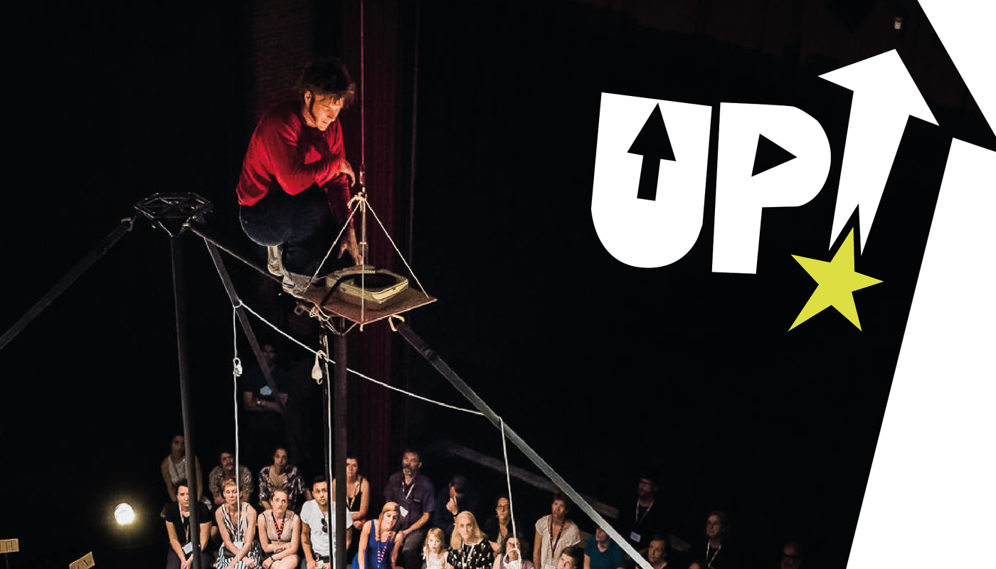 Static - Monki Business | Festival UP! 2020 - Circus Events - CircusTalk