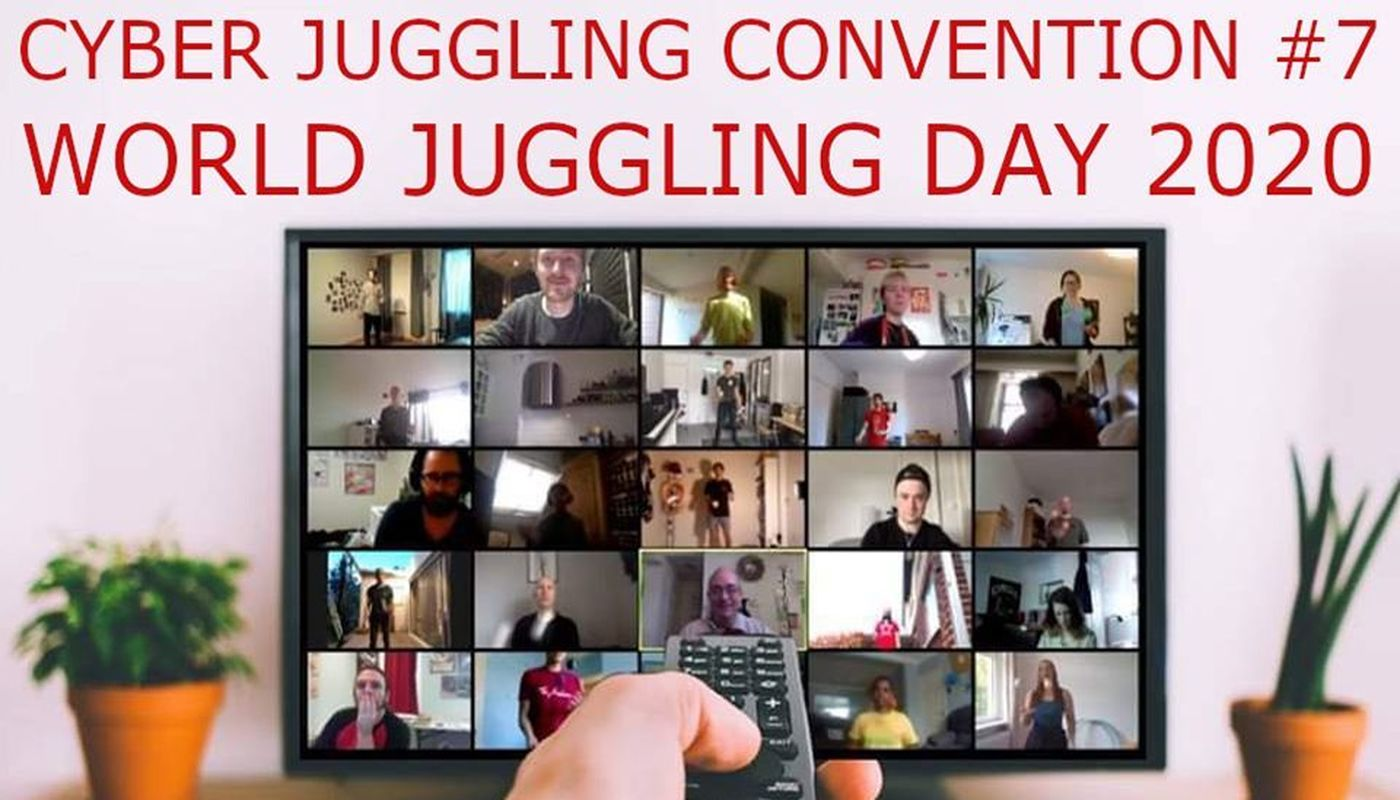 Cyber Juggling Convention - Circus Events - CircusTalk
