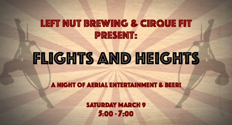 Flights and Heights  - Circus Events - CircusTalk