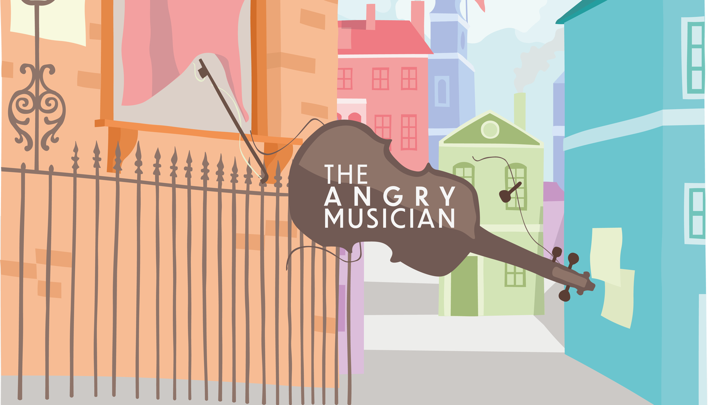 The Angry Musician - a family friendly outdoor play - Circus Events - CircusTalk