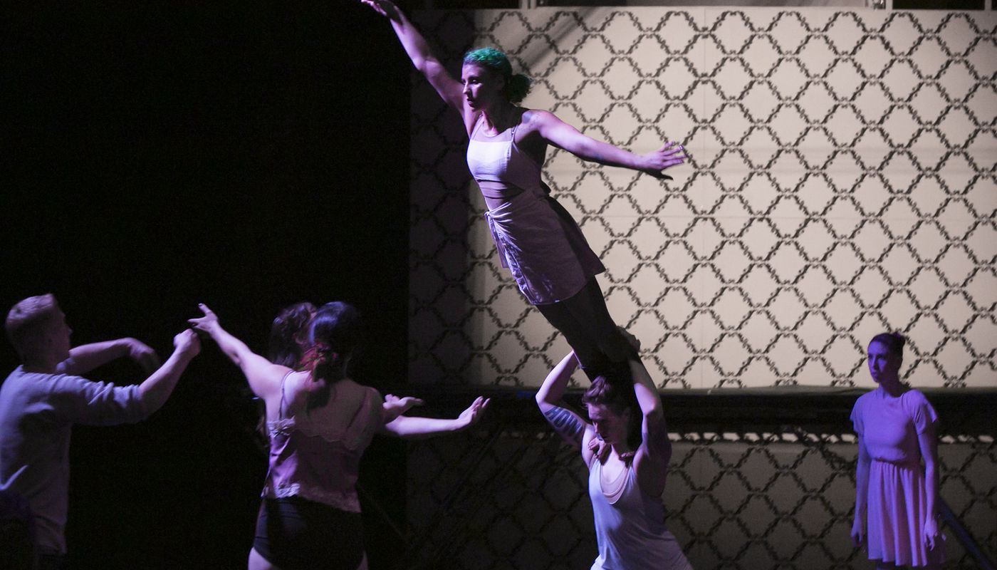 Audition for Aloft Circus Arts' Two-Year Professional Program - Circus Events - CircusTalk