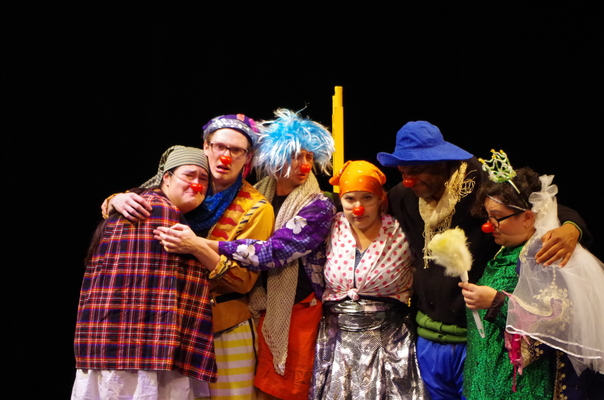 Green Fools Physical Theatre Intensive - Circus Events - CircusTalk