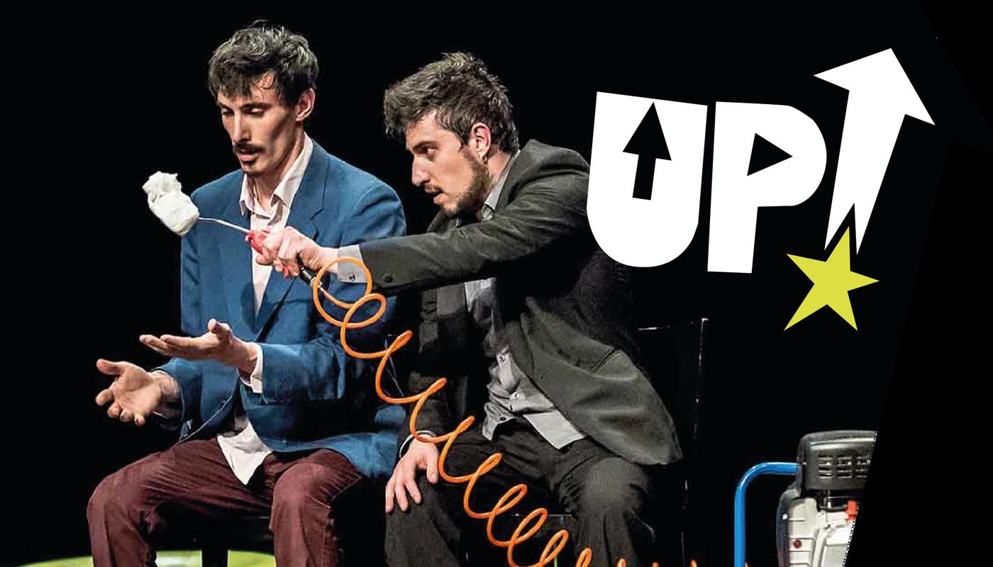 Ándre - Compagnie La Belle Journée | Festival UP! 2020 - Circus Events - CircusTalk