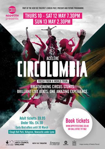 Acéléré  - Circus Events - CircusTalk