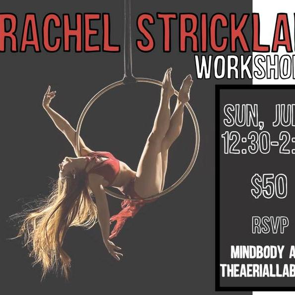 Spin Theory 101: spiral momentum tech with Rachel Strickland - Circus Events - CircusTalk