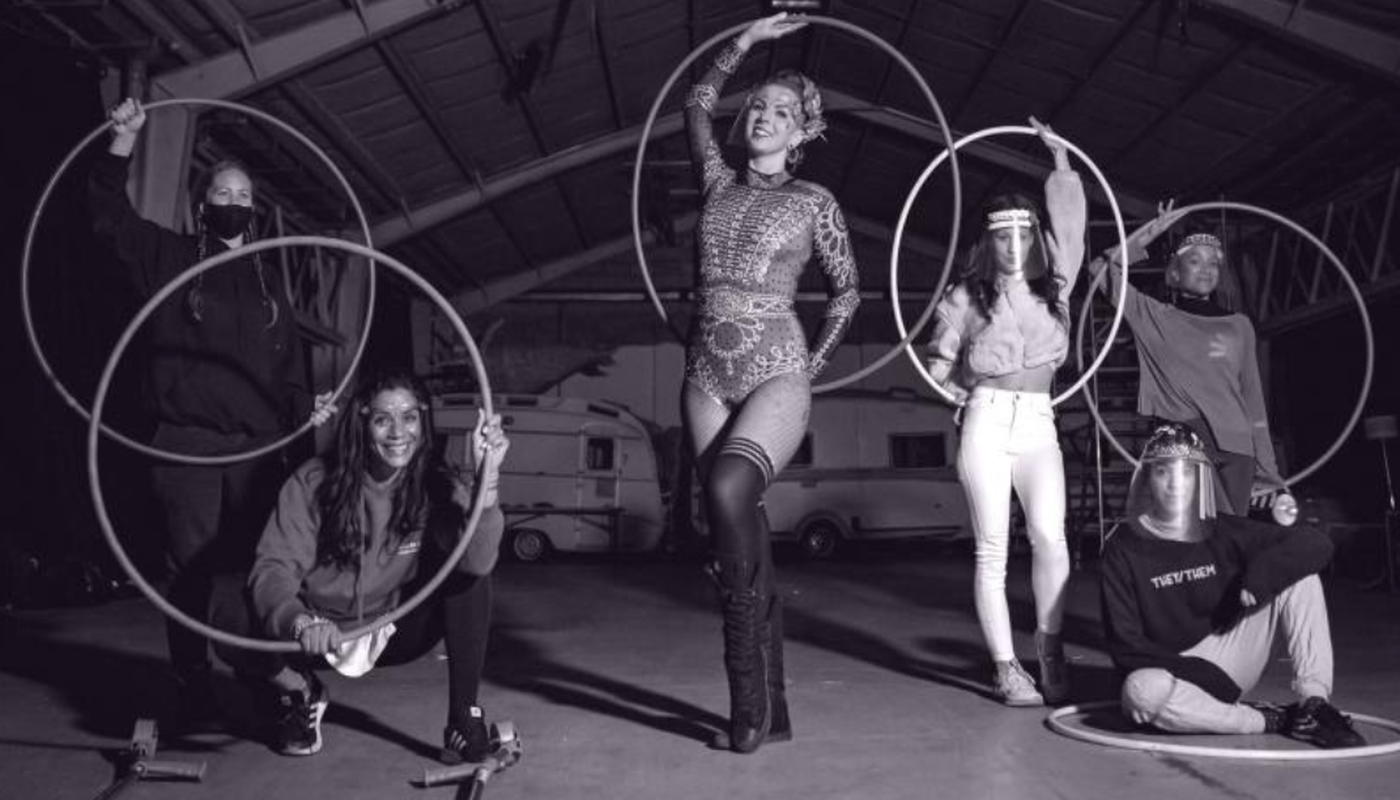 Crowdfunder to support isolated individuals - Circus Events - CircusTalk