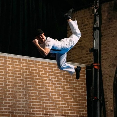 Weekend Immersion: Tramp Wall w/ Jon Snyder - Circus Events - CircusTalk