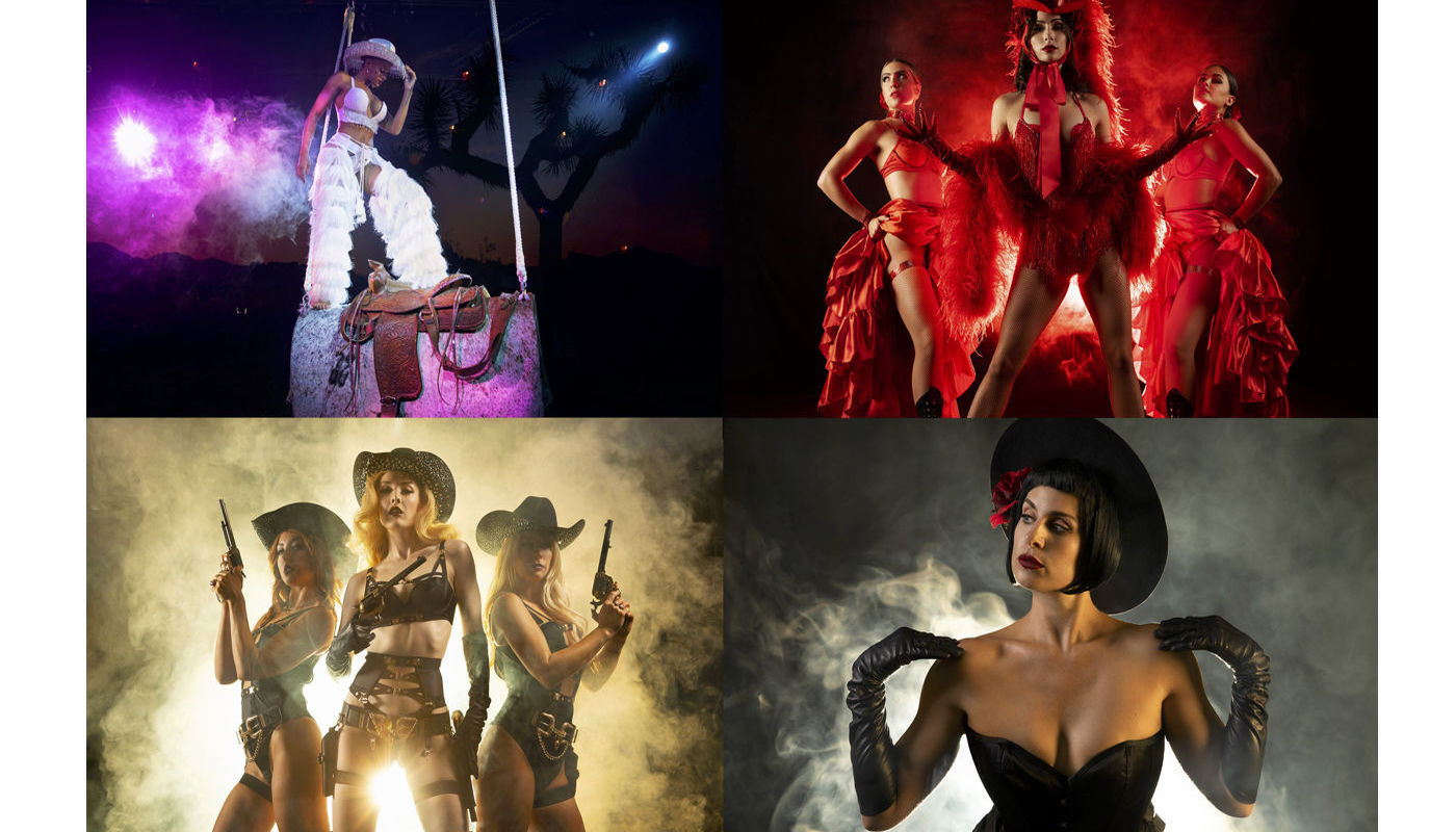 DESPERADA: First All-Female Western Cabaret - Circus Events - CircusTalk