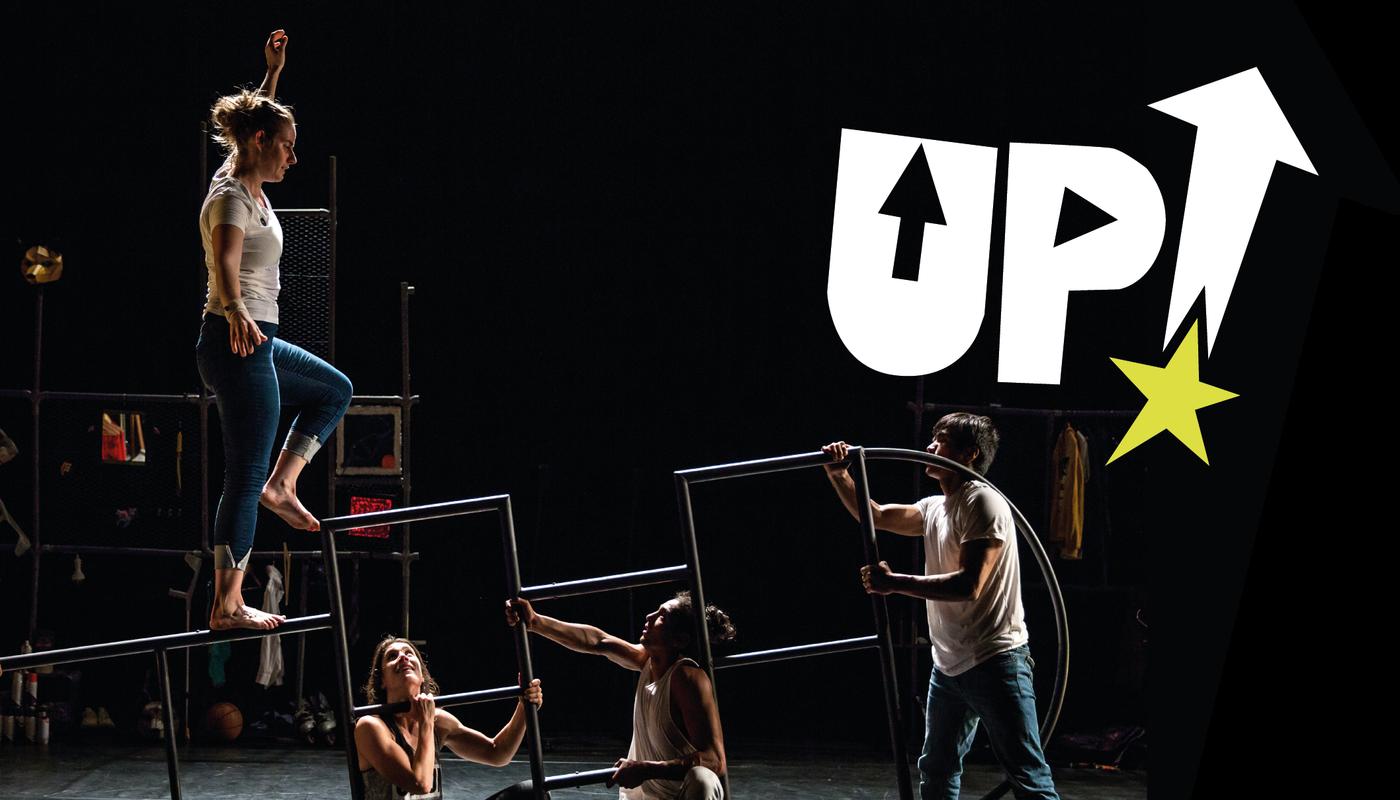 Eternels Idiots - El Nucleo | Festival UP! 2020 - Circus Events - CircusTalk