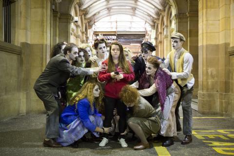 Free Street Theatre Masterclass - Circus Events - CircusTalk