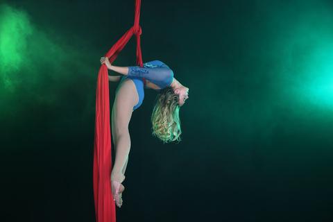Essential Aerial Course Professional Level 1 - Circus Events - CircusTalk