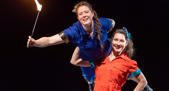 StrongWomen Science at Bluedot Festival - Circus Events - CircusTalk