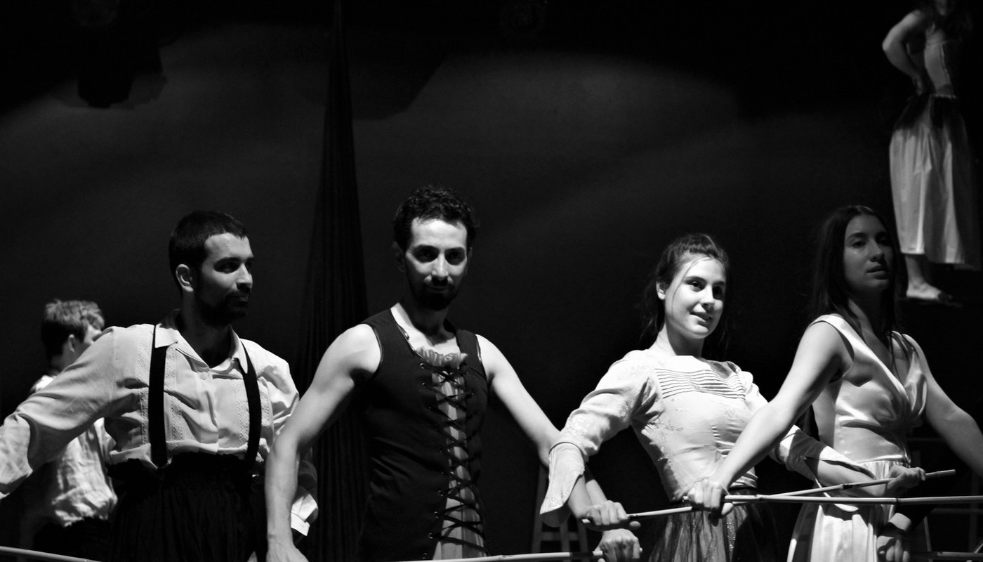 1-Week Theatre Directing Workshop - Circus Events - CircusTalk