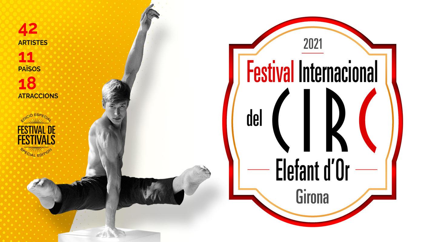Special Edition - International Circus Festival Gold Elephant - Circus Events - CircusTalk