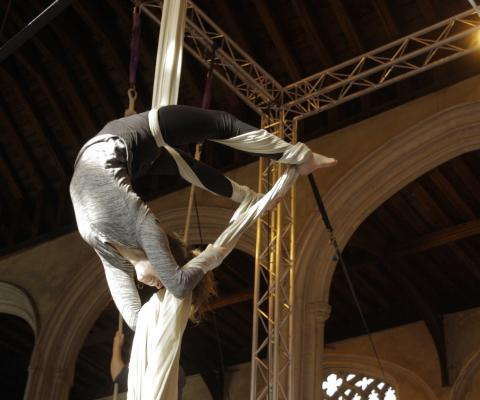 Fly High Aerial and Acrobatic Convention  - Circus Events - CircusTalk