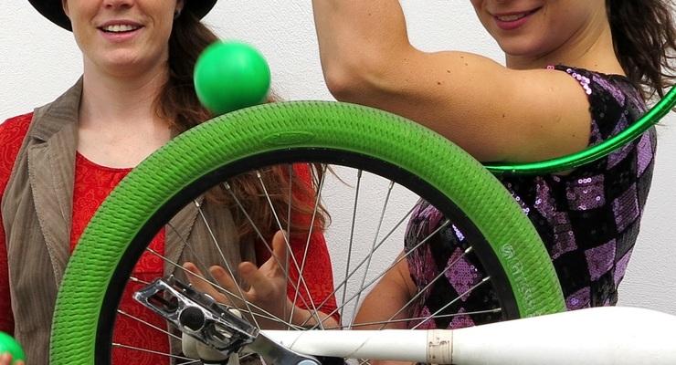 StrongWomen Science Irish Premiere - Circus Events - CircusTalk