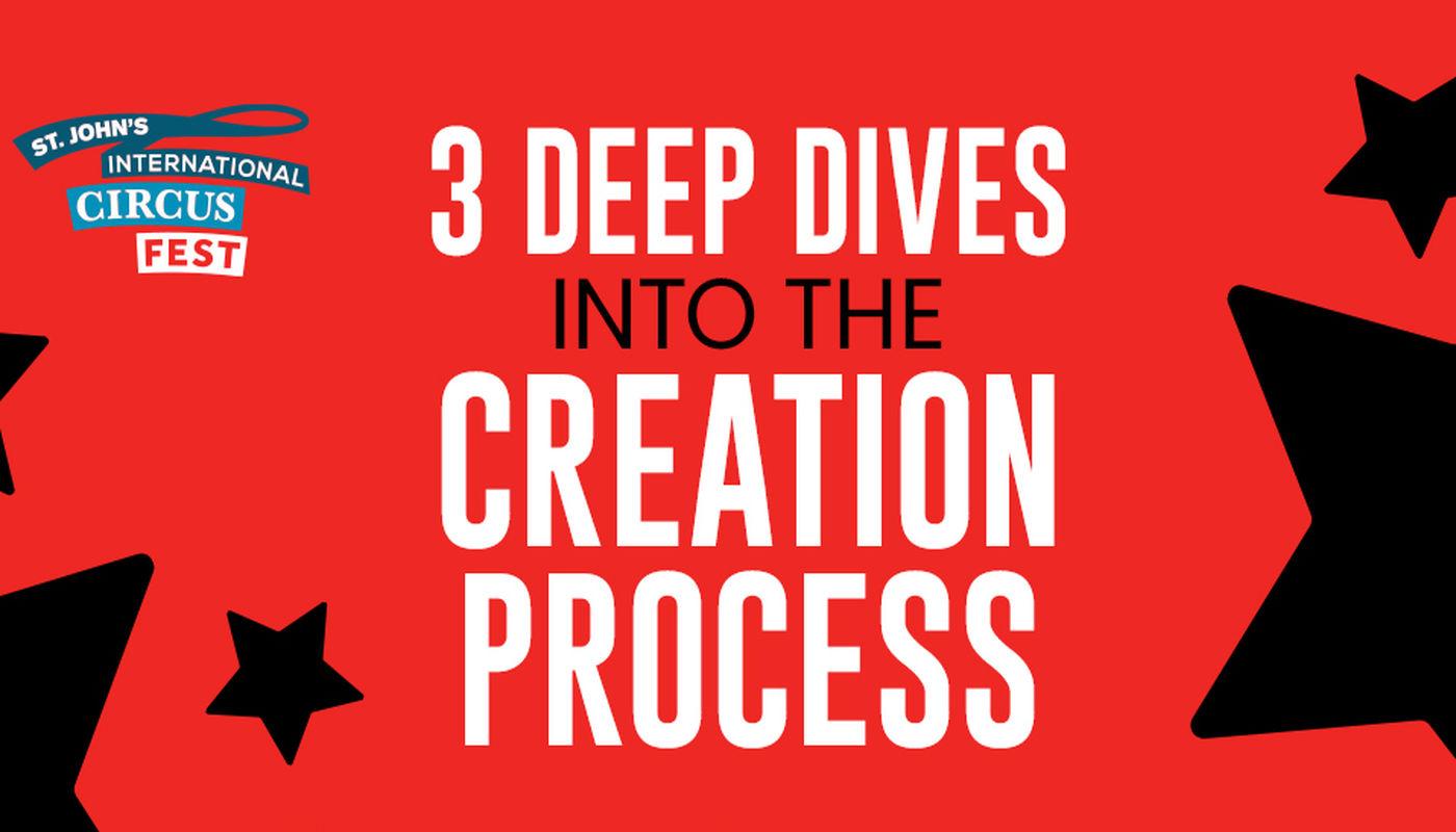 Artist Talks: 3 Deep Dives into the Creation Process