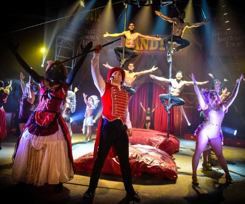 Gandeys Circus – The Greatest Showmen Tour - Circus Events - CircusTalk