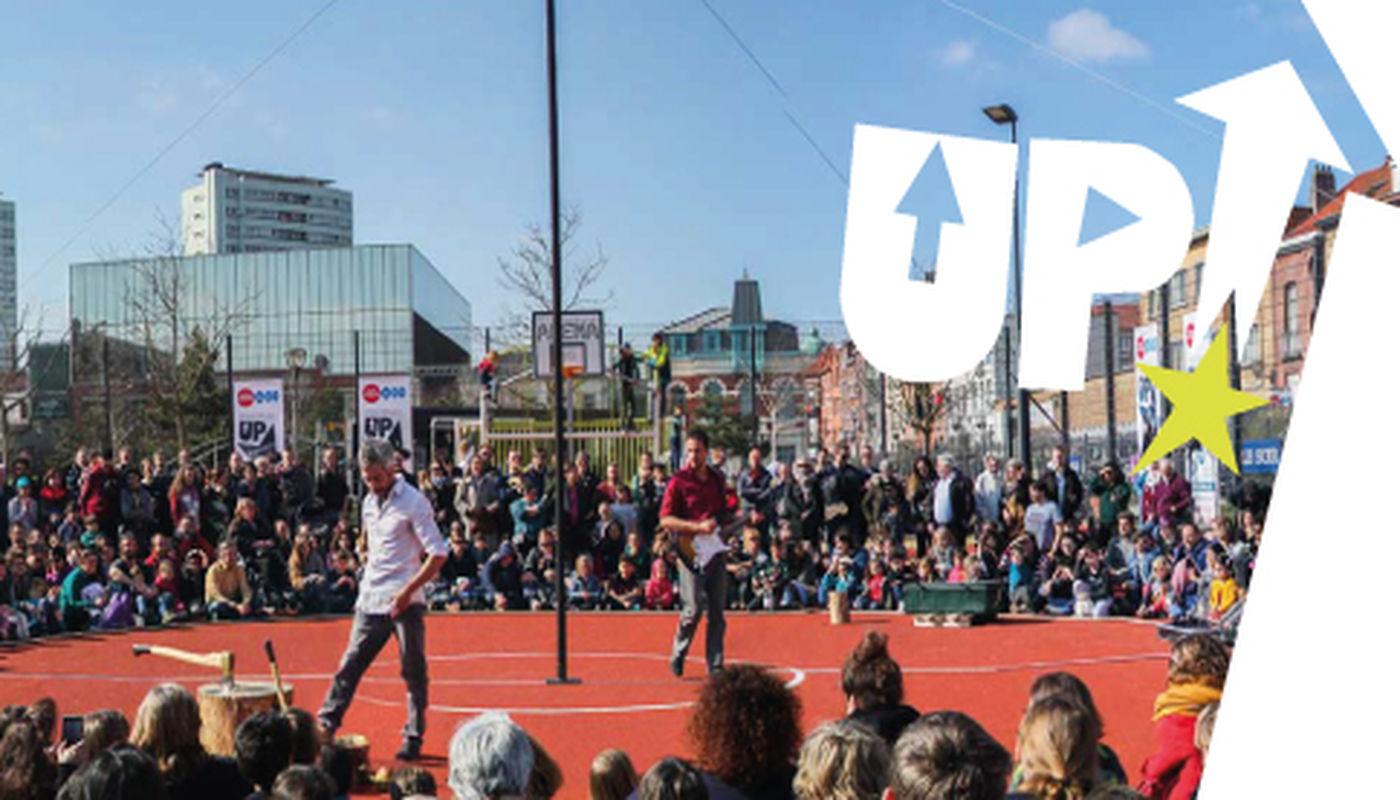 Cirque en Espace Public | Festival UP!  - Circus Events - CircusTalk