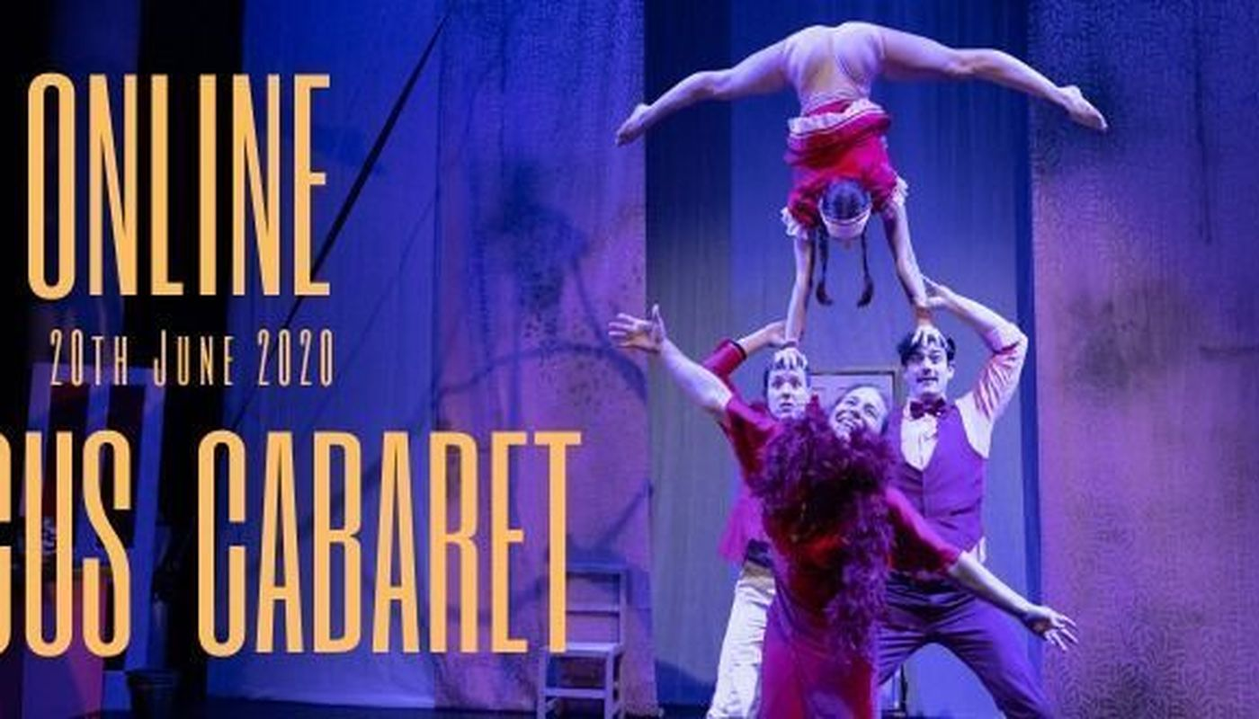 Lost in Translation - Circus Cabaret - Circus Events - CircusTalk