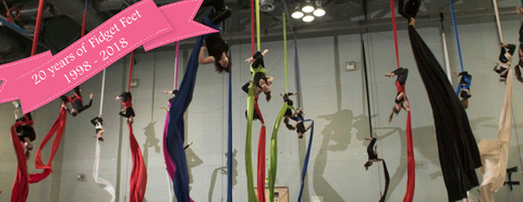 Irish Aerial Dance Festival - Circus Events - CircusTalk