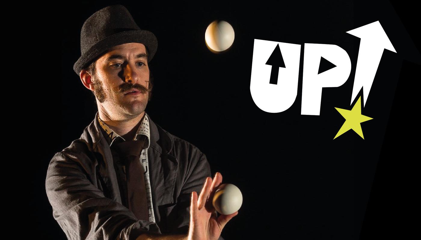 Membre Fantôme - Compagnie Longshow | Festival UP! 2020 - Circus Events - CircusTalk