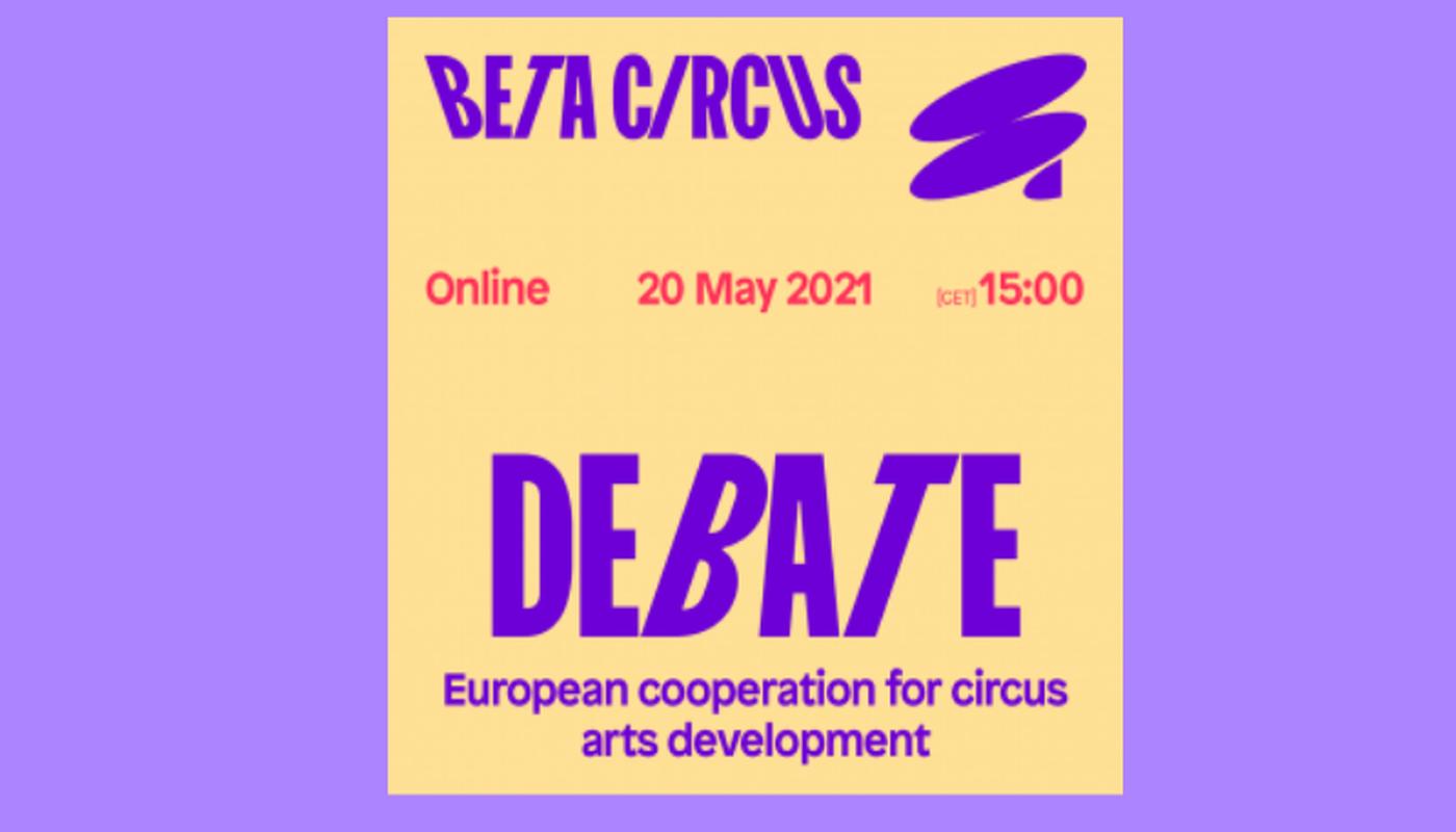 European cooperation for circus arts development - Debate - Circus Events - CircusTalk