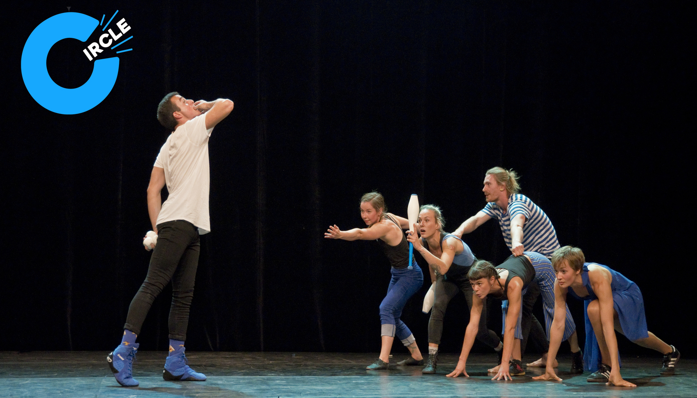 CIRCLE performances at CIRCa Festival - Circus Events - CircusTalk