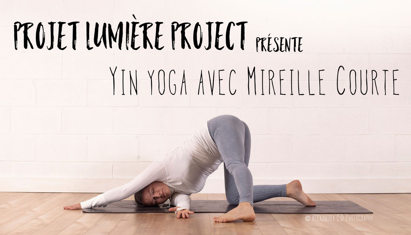 FREE Yin Yoga avec Mireille Courte - Circus Events - CircusTalk
