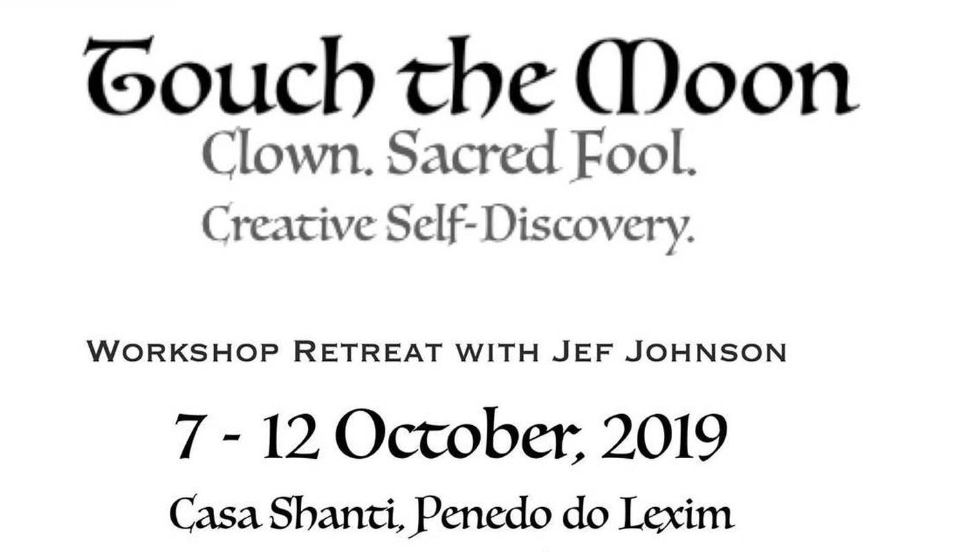 TOUCH THE MOON retreat with Jef Johnson - Circus Events - CircusTalk