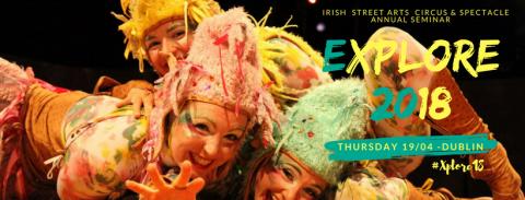EXplore ISACS Annual Seminar and AGM 2018 - Circus Events - CircusTalk