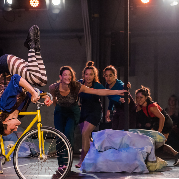 Companyìa Vavel Circus: Garbuix - Circus Events - CircusTalk